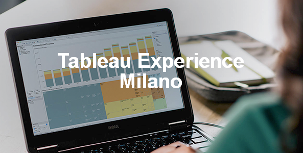 NEWS TABLEAU EXPERIENCE MILANO