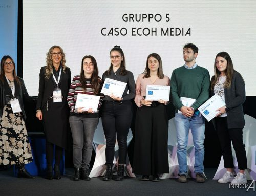 Ecoh Media all'Innovation Hackaton 2019 di Confindustria Chieti Pescara