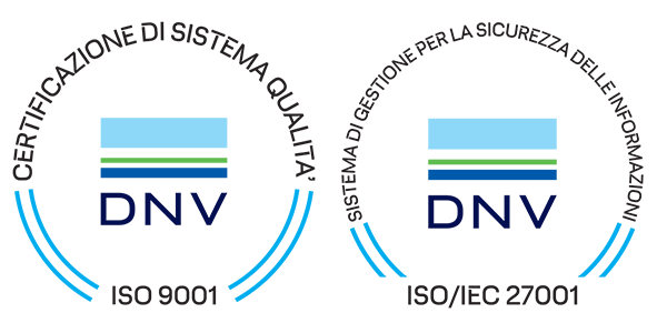 DNV ISO 9001 - ISO/IEC 27001